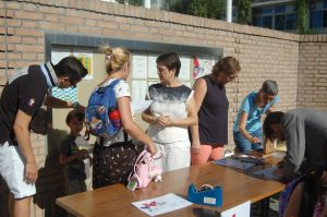Rentree des classes Lundi 5 Septembre